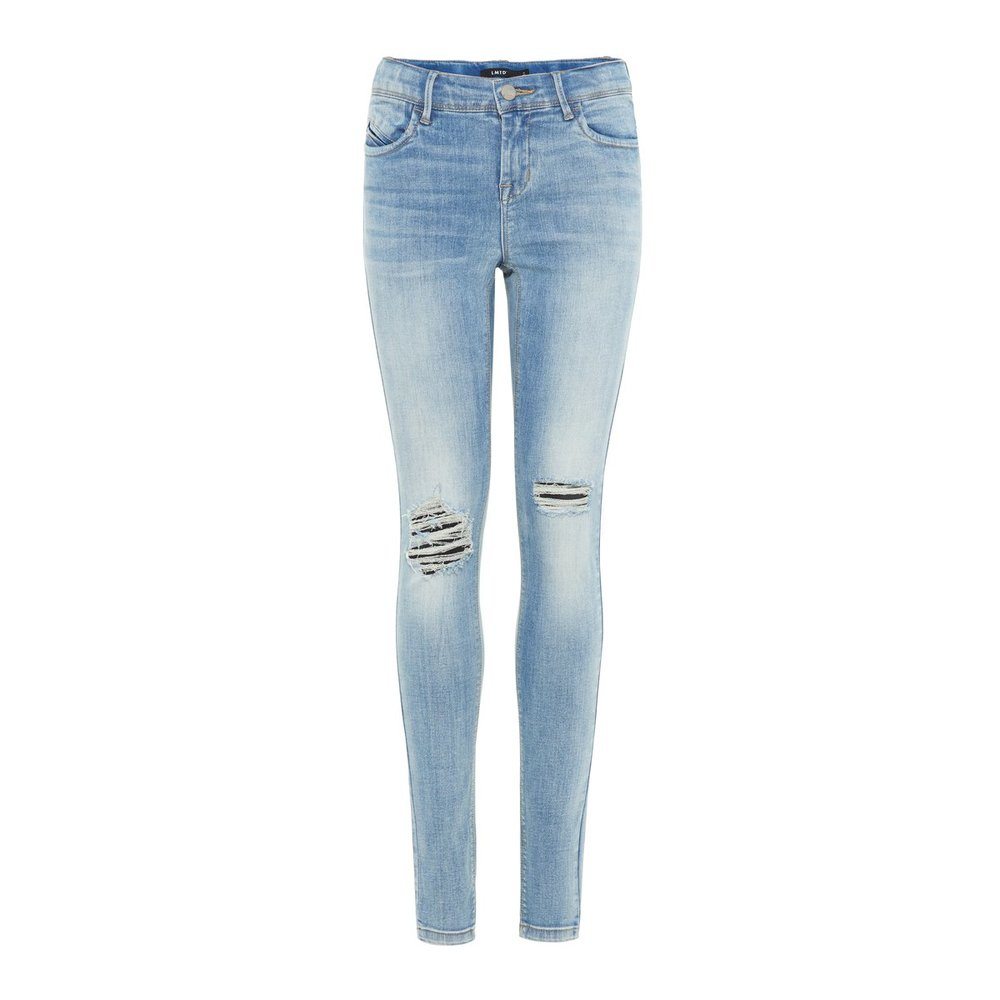 Skinny jeans cropped fit