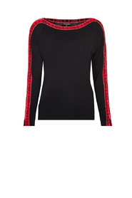 Ah812-9 pullover boothals