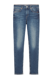 MALA slim-fit high-waisted jeans