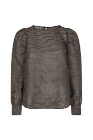Gigi lurex blouse