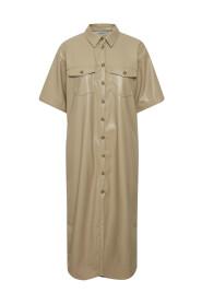 Beige Gestuz Evie Dress Kjole