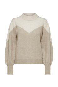 slfstar block knit