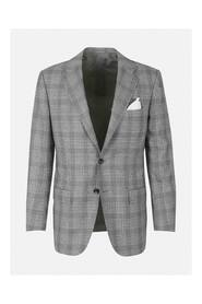 Cashmere and wool suit