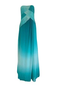 Ombre Everglade Maxi Dress