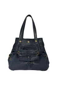 Billy bubble leather bag