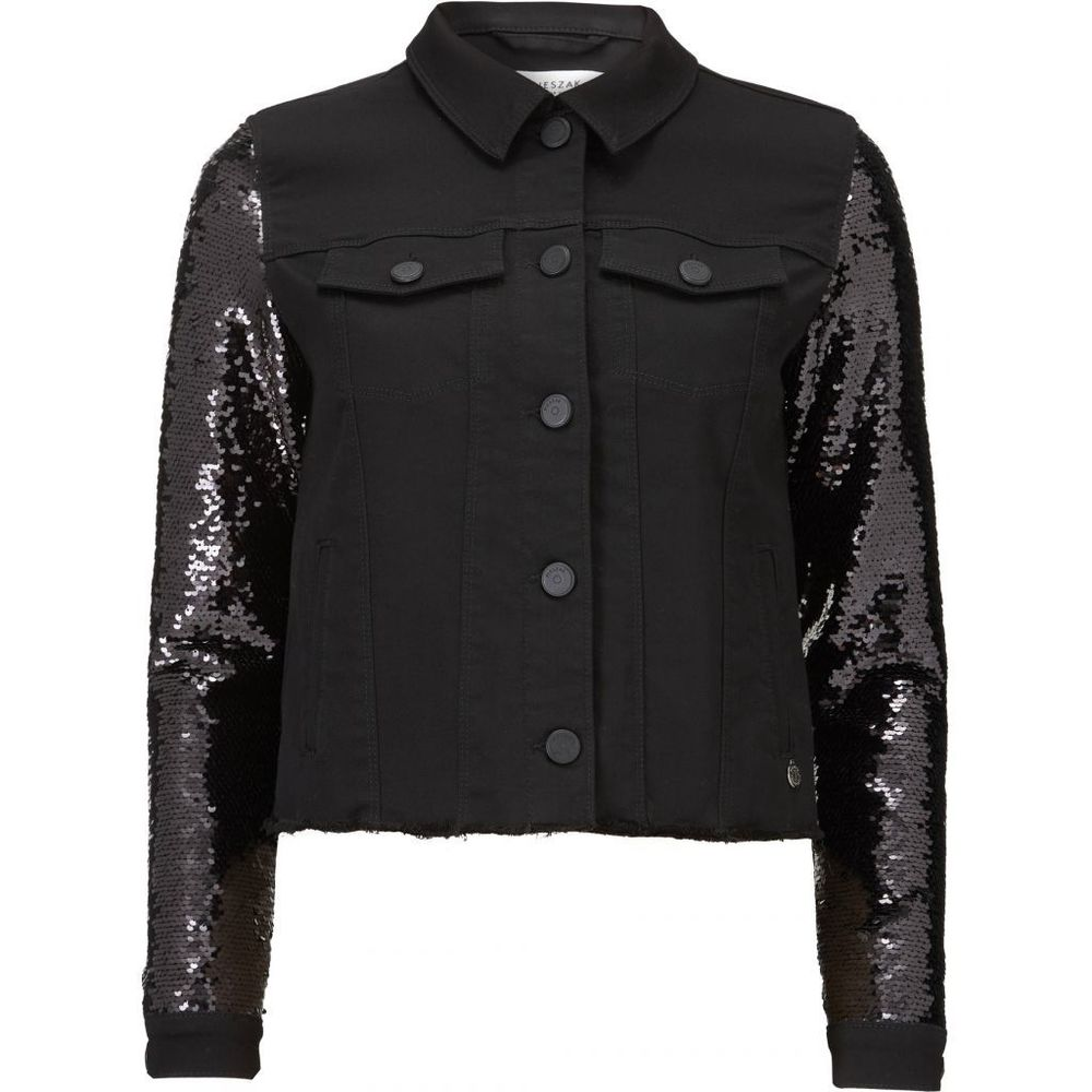 Abbey sequin jacket