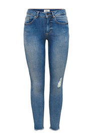 Skinny fit jeans Blush ankle
