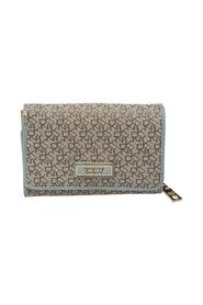 Monogram Canvas And Leather Flap Wallet