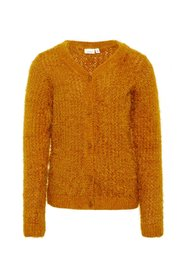 Knitted Cardigan fuzzy