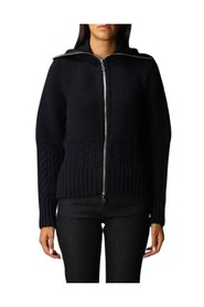 Cardigan with double slider zip closure Manufacturer ID: I20F1323