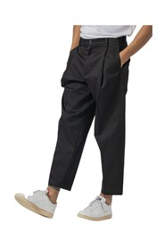 PANTS WITH PENCES