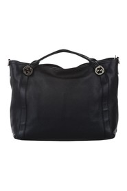 Miss GG Leather Satchel