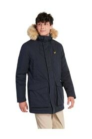 Parka Jacket With Winter Weight Lining