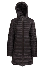 SUPERDRY Blisse Dunparkas BLACK