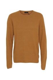 Aberdeen knit crewneck