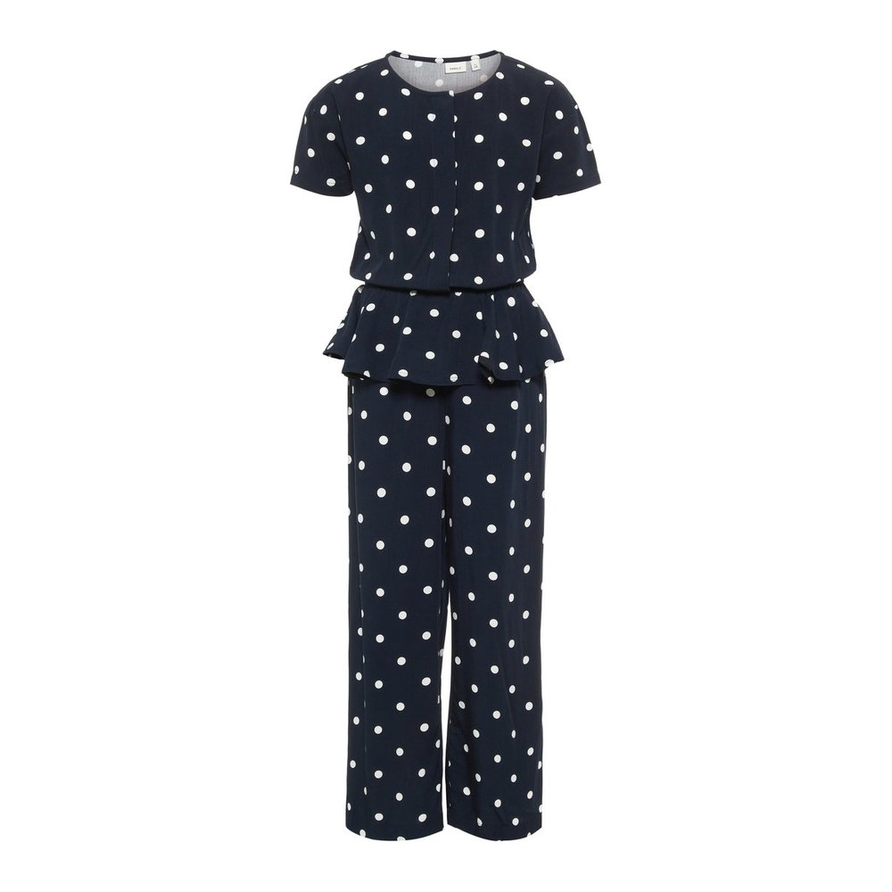 Jumpsuit dotted