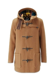 Mid Length Duffle Coat