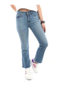P20RND036D3641369 Straight Jeans