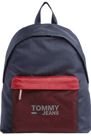 TOMMY HILFIGER AM0AM05531 COOL CITY BACKPACK Unisex adult and guys BLUE
