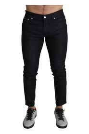 Comfort Cropped Jeans