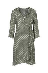 Dotted dress Haust Collection