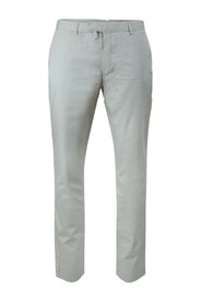 Slim Fit stretch militærchinos