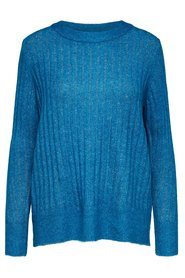 Knitted Pullover Long