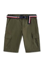 John Cargo Shorts Light Twill