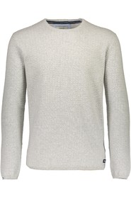 Structure O-Neck Knit