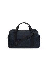 Holdall bag with pockets