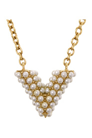Pre-owned Essential V Perle Necklace