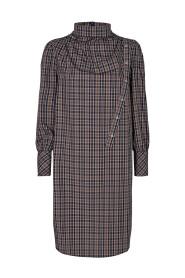 Scot Check Dress