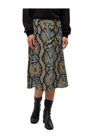 Alyx skirt snake print