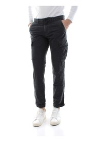 40WEFT AIKO 3745 PANTS Men BLACK