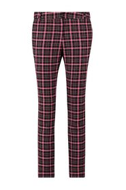 Parien check vis 632 trousers