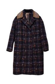 Manteau  avec strass