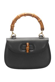 Bamboo Leather Satchel