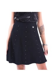 Skirt With Applications - F220WG1003K11001
