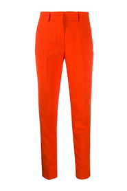 Skinny pants with side stripes