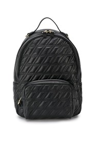 zeta quilted backpack