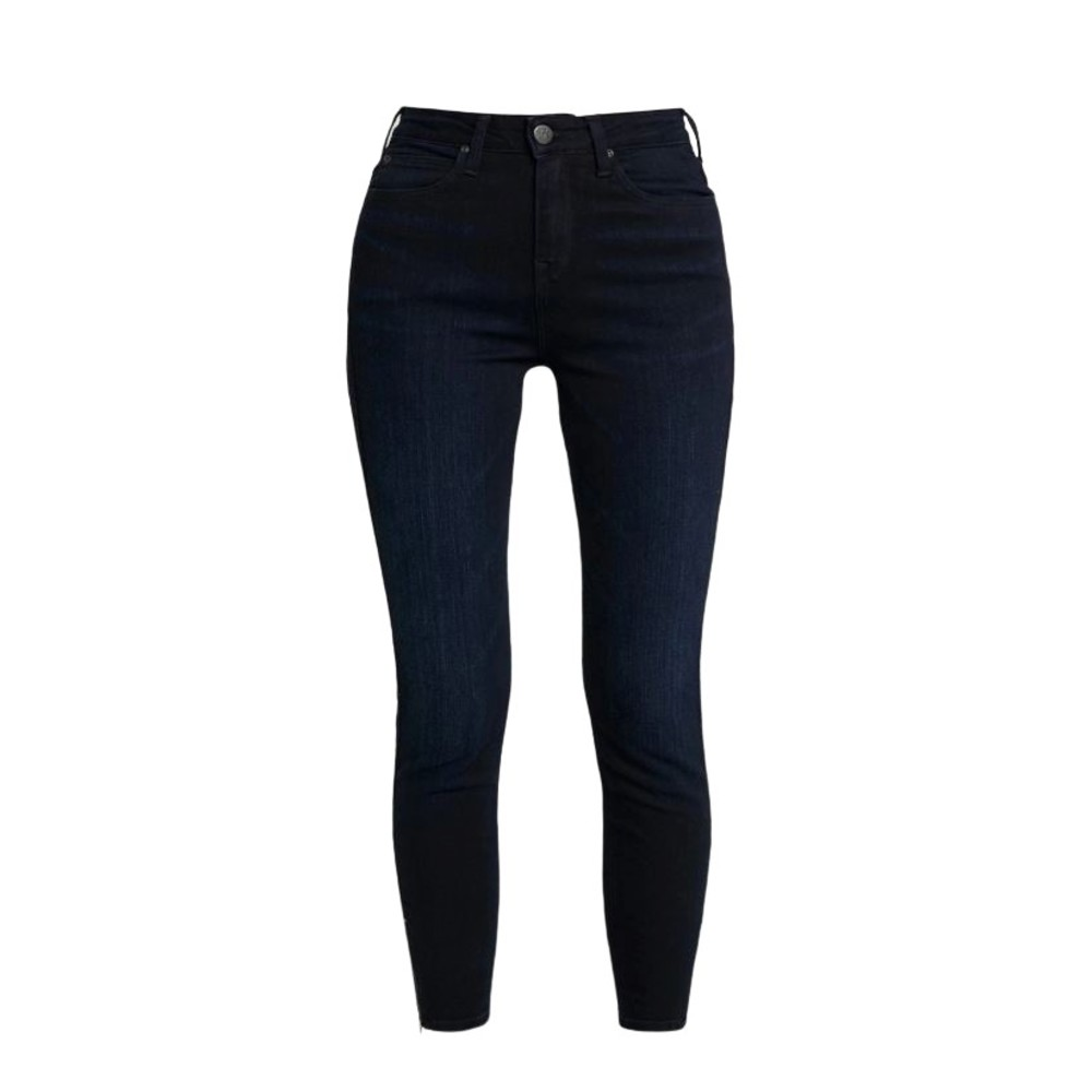 Scarlett High Zip Jeans