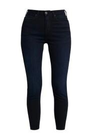 Scarlett High Zip Jeans