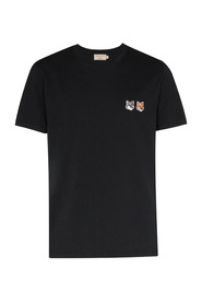 T-SHIRT DOUBLE FOX ANTHRACITE