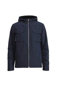JACQUES HOODED JACKET