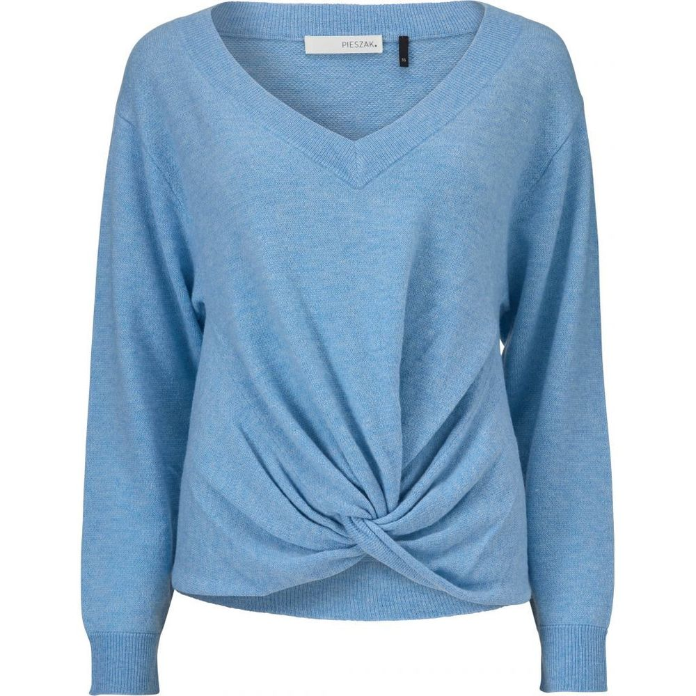 Kristina knit - Light blue