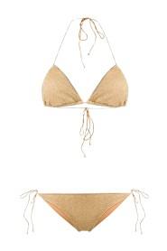Lumiere Bikini in Lurex