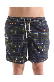 LIGHTING Sea Shorts Men Black