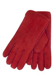 Handskar, mockapäls