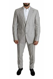 Single Breasted 2 Piece Linen NAPOLI Suit