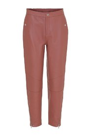Abelina Leather Trousers